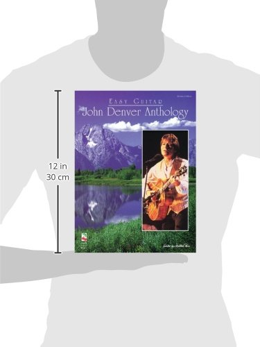 Amazon John Denver Anthology For Easy Guitar 9780895249128