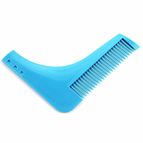 Beard Buddy trimmer guard for facial hair / beard shaping tool template / shaping tool / grooming (Trimmer Buddy)