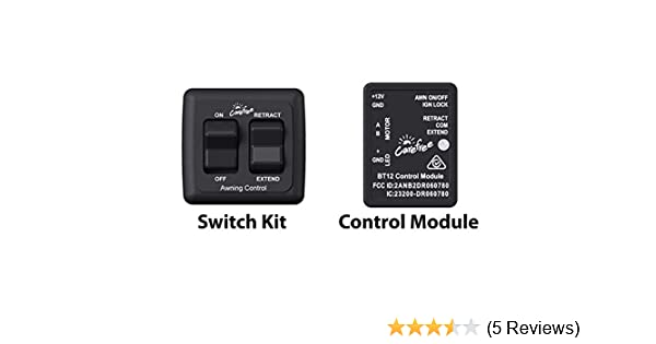 Amazon Com Carefree Connects Bt12 Wireless Rv Awning Bluetooth Control System Automotive