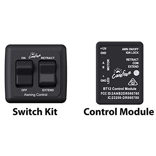 - Carefree 901602 Wireless RV Awning Bluetooth Control System