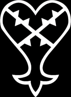 kingdom hearts window decal - 1