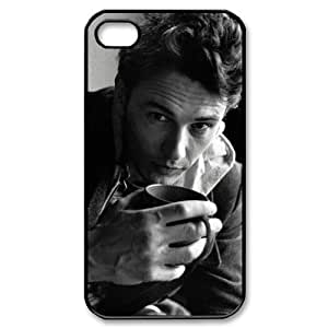 James Franco iPhone 4S 4 case Customized Back Protective Cover Case for Apple iPhone 4S and iPhone 4