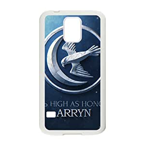As High As Honor Arryn Design Pesonalized Creative Phone Case For Samsung Galaxy S5