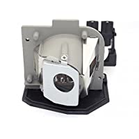 Emazne BL-FS180C Projector Replacement Compatible Lamp With Housing For Optoma Geha Compact 226 Geha Compact 228 Optoma HD640 Optoma HD65 Optoma HD7000X Optoma HD700X
