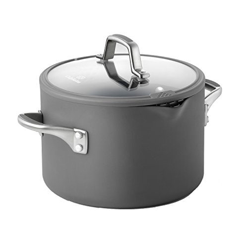 Calphalon Simply Easy System Nonstick Stock Pot and Cover, 6-Quart Review
