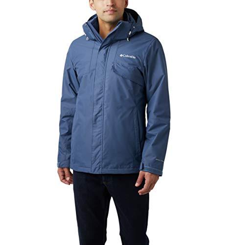 Columbia 哥伦比亚男士三合一防水冲锋衣