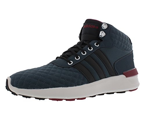 adidas NEO Men's Lite Racer Mid Lace-Up Shoe - Import It All