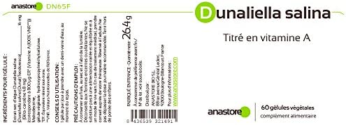 VITAMINA A * Retinol * 100% natural * Apta para VEGANOS ...