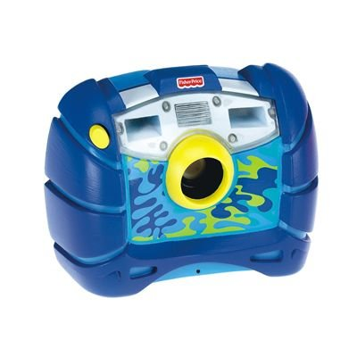 Fisher-Price Kid-Tough Digital Waterproof Camera ()