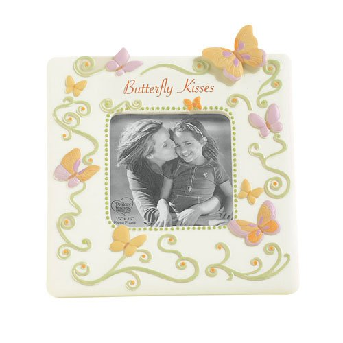 944001 - Butterfly Kisses Photo Frame - Precious Moments