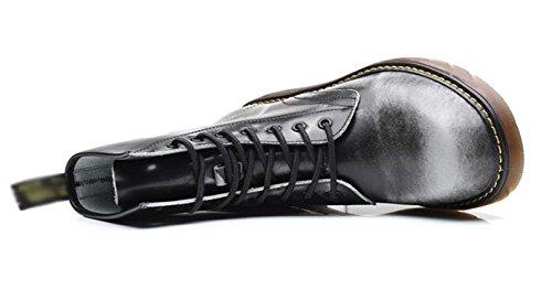Comodidad de invierno para hombres con botines impermeables Martin , 45