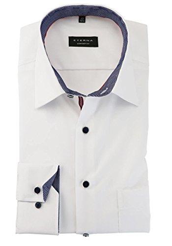 ETERNA long sleeve Shirt COMFORT FIT Chambray uni