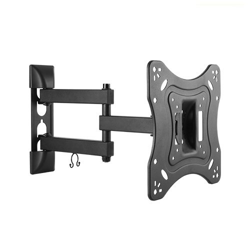 Mount World 1095 Tilt Swivel Corner Wall Mount for Dynex Insignia Sylvania Sanyo Magnavox Westinghouse Olevia SONY Sanyo Panasonic Samsung LG Sharp 24 26