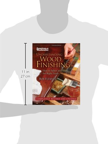 Understanding Wood Finishing: How to Select and Apply the Right Finish (Fox Chapel Publishing) Practical & Comprehensive with 300+ Color Photos and 40+ Reference Tables & Troubleshooting Guides by Design Originals (Image #8)