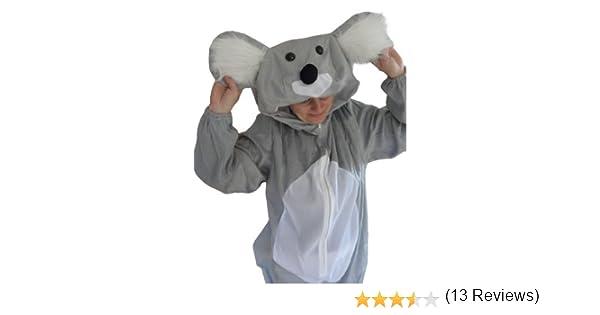 J42 Talles M-L Coala. Disfraz. Oso coala. Oso. Osos. Osos coala ...