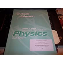 Instructor's Resource Guide to accompany Cutnell Physics 6th Edition