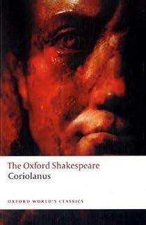 Coriolan par Shakespeare