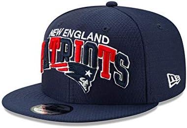 Sideline Home New England Patriots New Era Snapback Cap