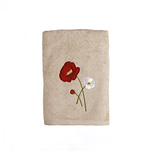 Poppy Field Bath Towel