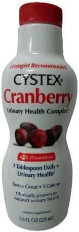 Cystex Cystex Liquid Cranberry Complex, 7.6 oz (Pack of 3) by silp-art