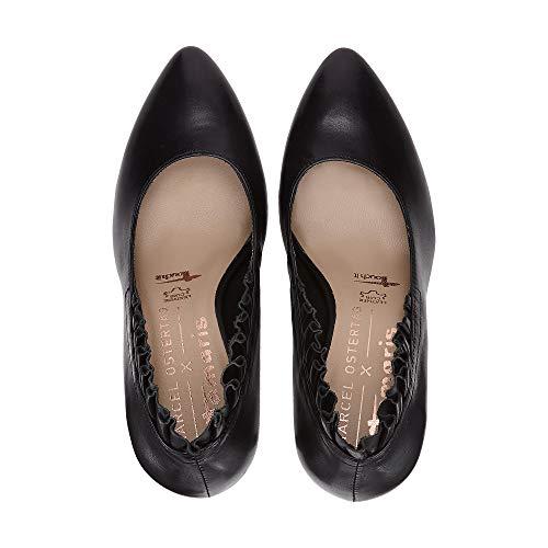 Tamaris Tamaris Women's Court Black Shoes Court Shoes Women's rwpax76rq