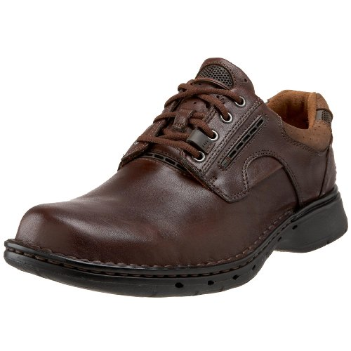 CLARKS Men's Un.ravel, Brown, 12 EE-Wide