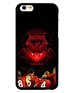 Custom IPhone 6/IPhone 6s 4.7 Inch Case Cover Liverpool F.C. Premier League Case Popular Gifts