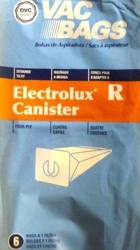 Electrolux Renaissance Vacuum Bags DVC Brand