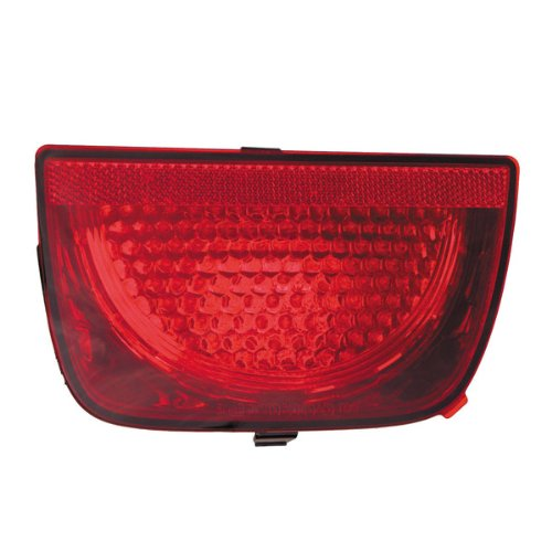 Aftermarket Camaro Body - 2010-2011-2012-2013 Chevrolet/Chevy Camaro Taillamp Taillight Rear Brake Inner Tail Light Lamp (Models With RS Package Only) Left Driver Side (10 11 12 13)