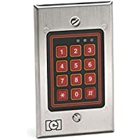 IEI International Electronics 212W Membrane Keypad