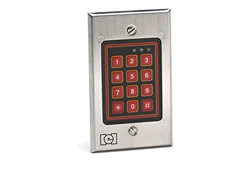 IEI 212w Indoor/Outdoor Flush-mount Keypad