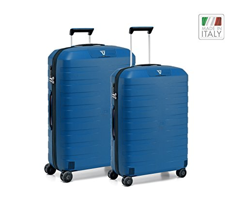 box-set-2-spinner-luggages-large-medium-blue-black-navy