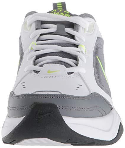 Nike Men's Air Monarch IV Cross Trainer, White-Cool Grey-Anthracite, 7 Regular US by Nike (Image #4)