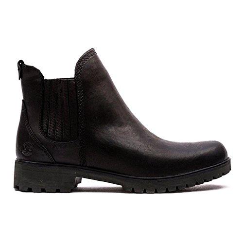 Timberland Lyonsdale_lyonsdale_lyonsdale Chelsea, Zapatillas de Estar por Casa para Mujer Black