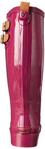 Chooka Damen Tall Rain Boot Granat