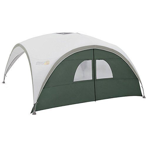 Coleman Sicht- und Windschutz als Türelement für Event Shelter, 4,5 x 4,5m