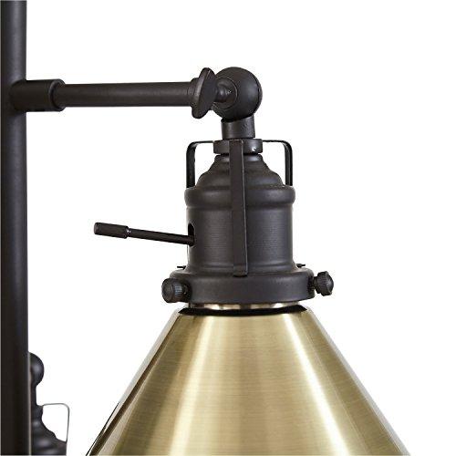 Rivet Adjustable Tree 3 Light Floor Lamp