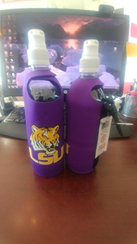 Tigers Bottle Suit (2-Pack Kolder Neoprene Louisiana State University (LSU Tigers) Bottle Suit Koozie Holder w/Bottles (Officially Licensed Collegiate Products))