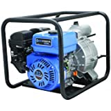 3 inch 6.5 HP Trash, Solids, , Slurry, Waste Handling Pump with 212cc 4 stroke OHV Gas Engine with Recoil Start...