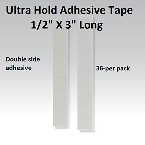 Ultra Hold Tape Adhesive 1/2