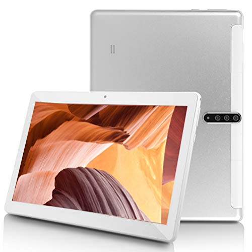 Android-Tablet-PC-10-inch-Octa-Core-ProcessorAndroid-90-5G-WiFi-4GB-RAM-64GB-ROM-1280x800-HD-Touchscreen-GPS-Dual-Camera-H3Silver