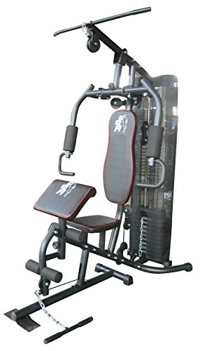 F4H Olympic 7080 Multi Gym Home Workout Station Strength Training Body...
