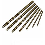 Silverline 179054 Forets /à pointe et double tranchant 10 mm 5 pcs