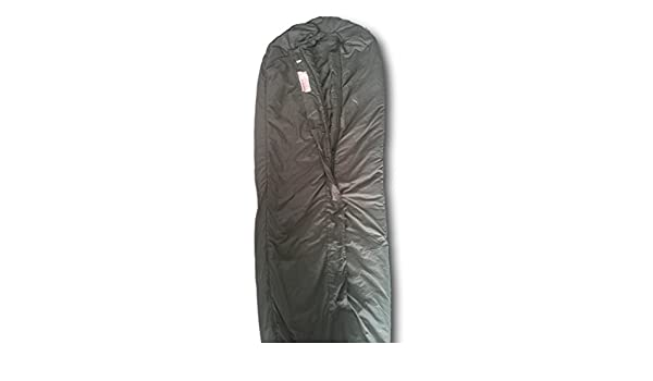 Saco de Dormir para 4 Estaciones del ejército británico: Amazon.es: Deportes y aire libre