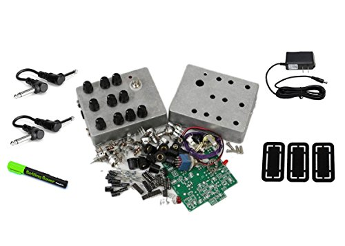 BYOC Build Your Own Clone Parametric EQ Equalizer Kit PRYMAXE PEDAL BUNDLE by B.Y.O.C