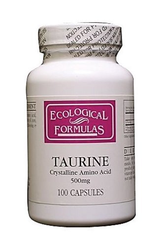 Cardiovascular Research - Taurine, 100 capsules