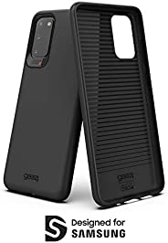 GEAR4 Holborn Designed for Samsung Galaxy S20 Case, Advanced Impact Protection by D3O - Black