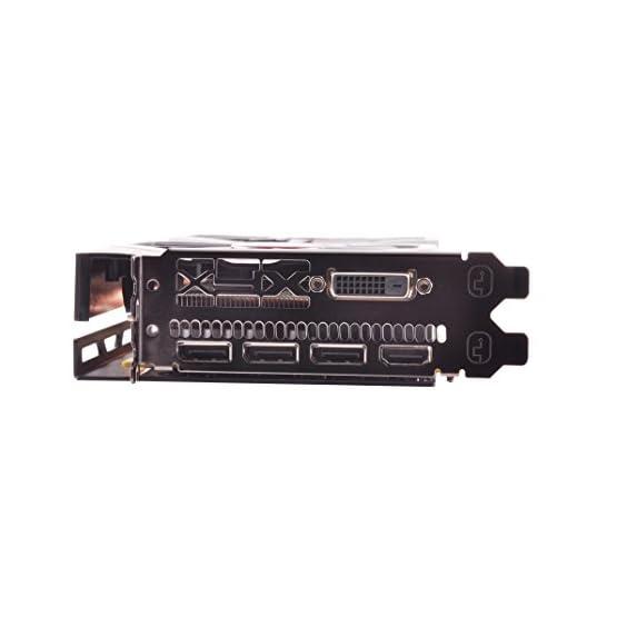 XFX GTS XXX Edition RX 580 4GB OC+ 1386Mhz DDR5 W/Backplate 3xDP HDMI DVI Graphic Cards RX-580P4DFD6 41oG1wTKpiL. SS555
