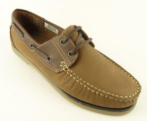 Mr Shoes - Informal hombre, color marrón, talla 44