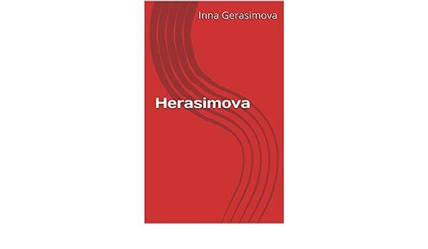 Amazon.com: Herasimova (Spanish Edition) eBook: Inna Gerasimova: Kindle Store